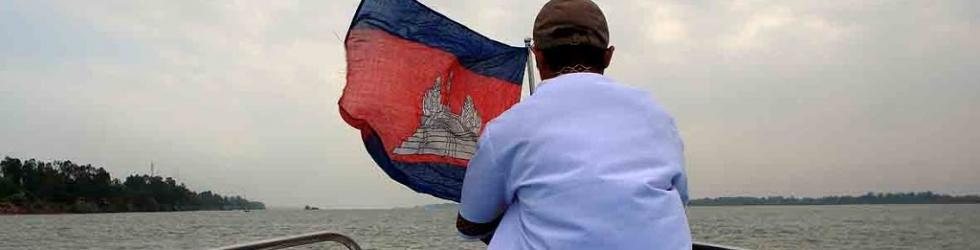 Camboya, al encuentro