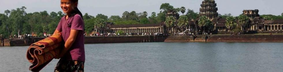 Año Nuevo en Angkor Wat I