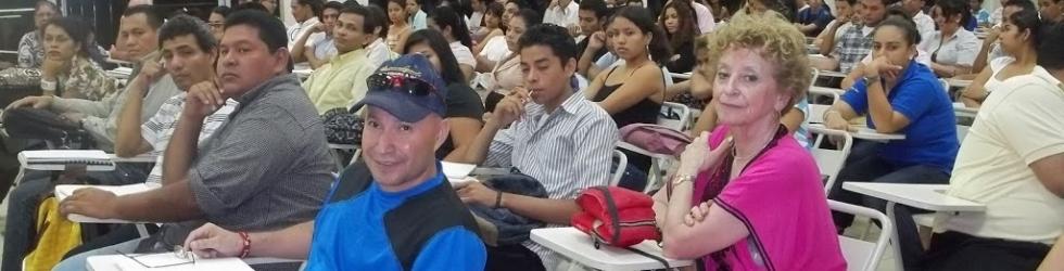 Presentación en Nicaragua